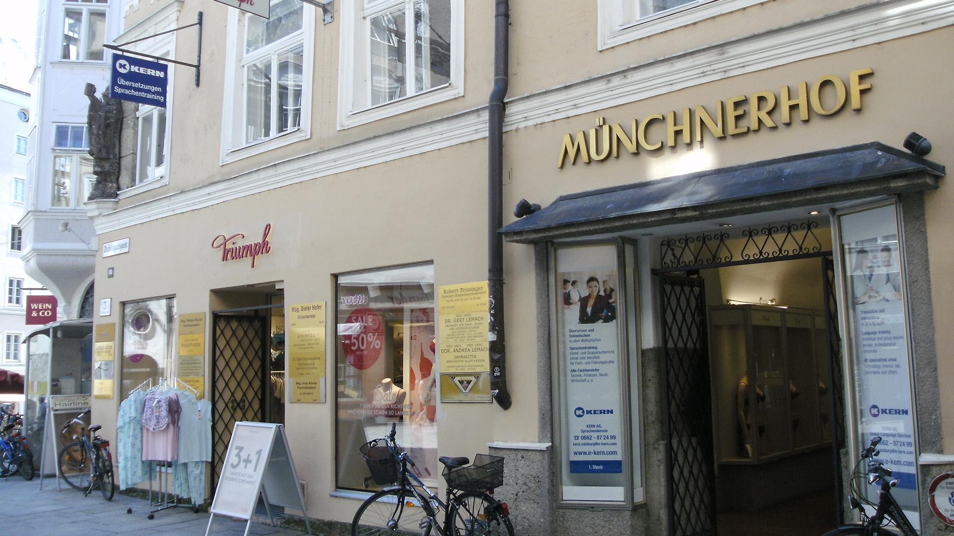 Salzburg language school
