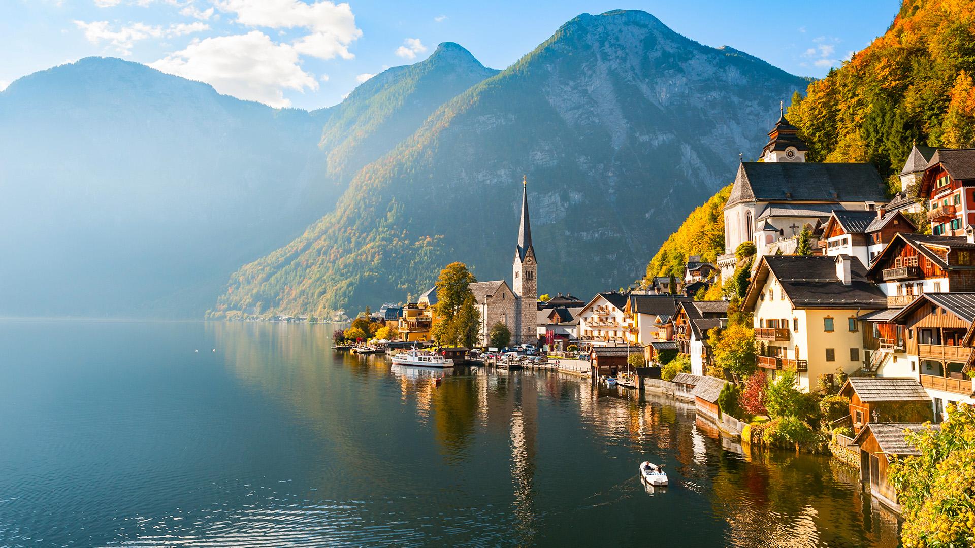 In Österreich zuhause