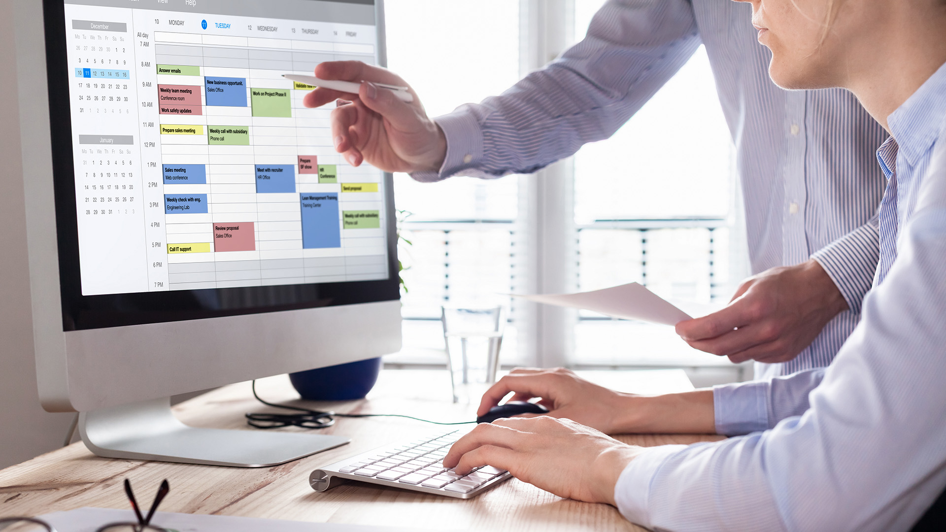 Organisation et gestion d'événements