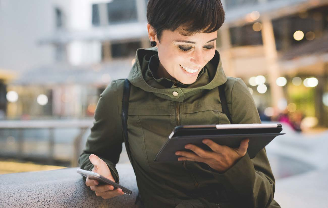 Sprachliche Mitarbeiterfortbildung via app4client™